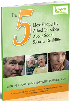 Five Most Frequently Asked Questions about Social Security Disability
